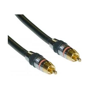 Cable RCA M/M 5MTS