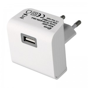 Cargador Pared USB NIMO 5V 2.4A