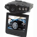 "Cámara de Vídeo Mini DVR CAR HD 720P 2,5"" TFT LCD"