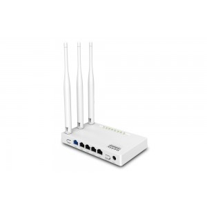 Router AP Wireless N 300Mbps Netis Broadband/Cable Modem