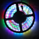 Tira LED RGB 5Mts.12V 24W IP54