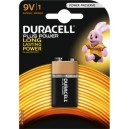 Pila Duracell 9V Plus Power