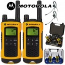 Walkie Talkies Motorola TLKR 80 EX Pack 10Km.