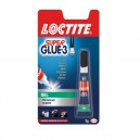 Pegamento Super GLUE-3 Gel 3gr.