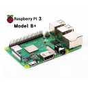 Raspberry Pi 3 B+ 1.4GHz, Dual Band, Bluetooth 4.2