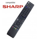 Mando a Distancia Compatible con TV SHARP