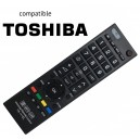 Mando a Distancia Compatible con TV TOSHIBA