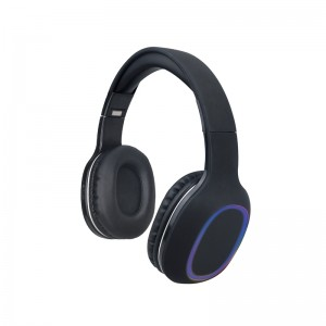 Auriculares Bluetooth OMEGA Freestyle con luces LED